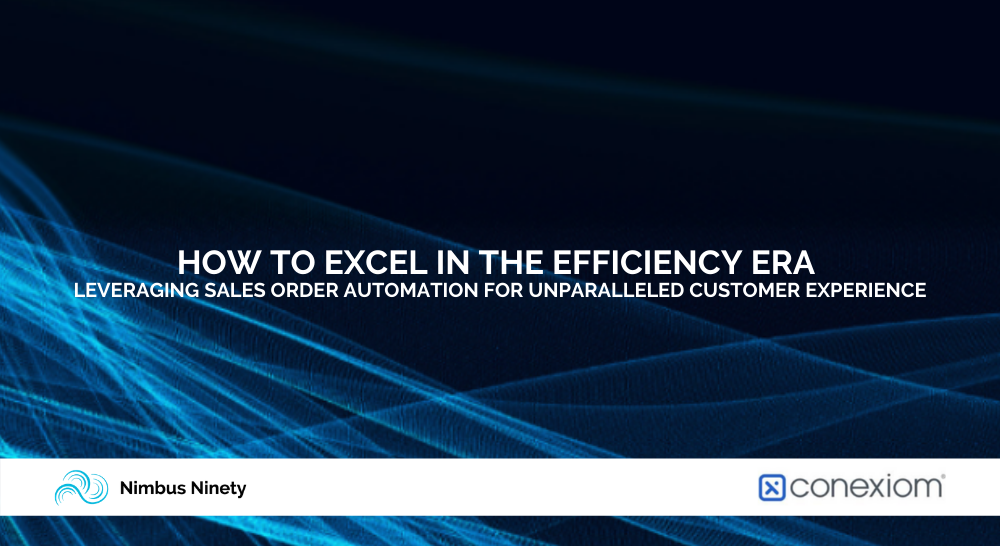 How To Excel In The Efficiency Era