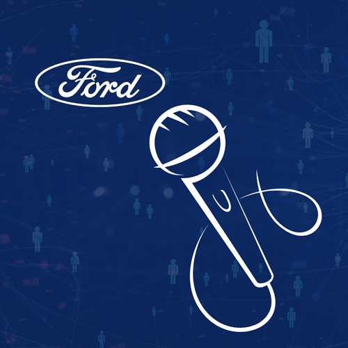 Wednesday 7th July - In Conversation with Ford Motor Company