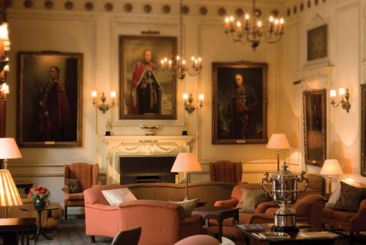 The Humans are Coming, The Cavalry and Guards Club