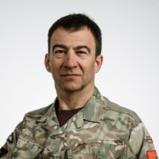 Major General Jon Cole OBE
