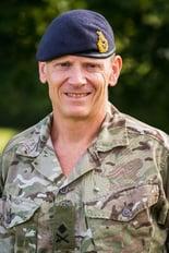 Maj Gen Jez Bennett CBE