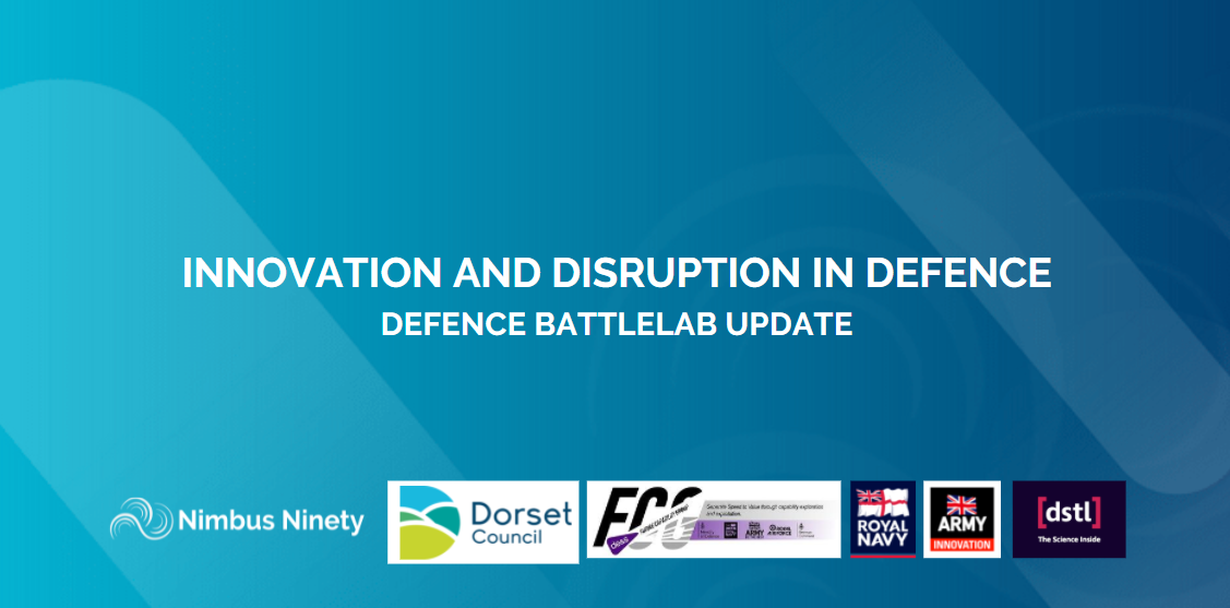 Innovation and Disruption in Defence
