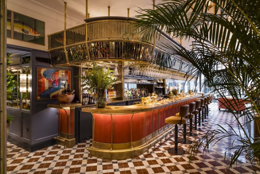 The Future of Brands, The Ivy, Tower Bridge