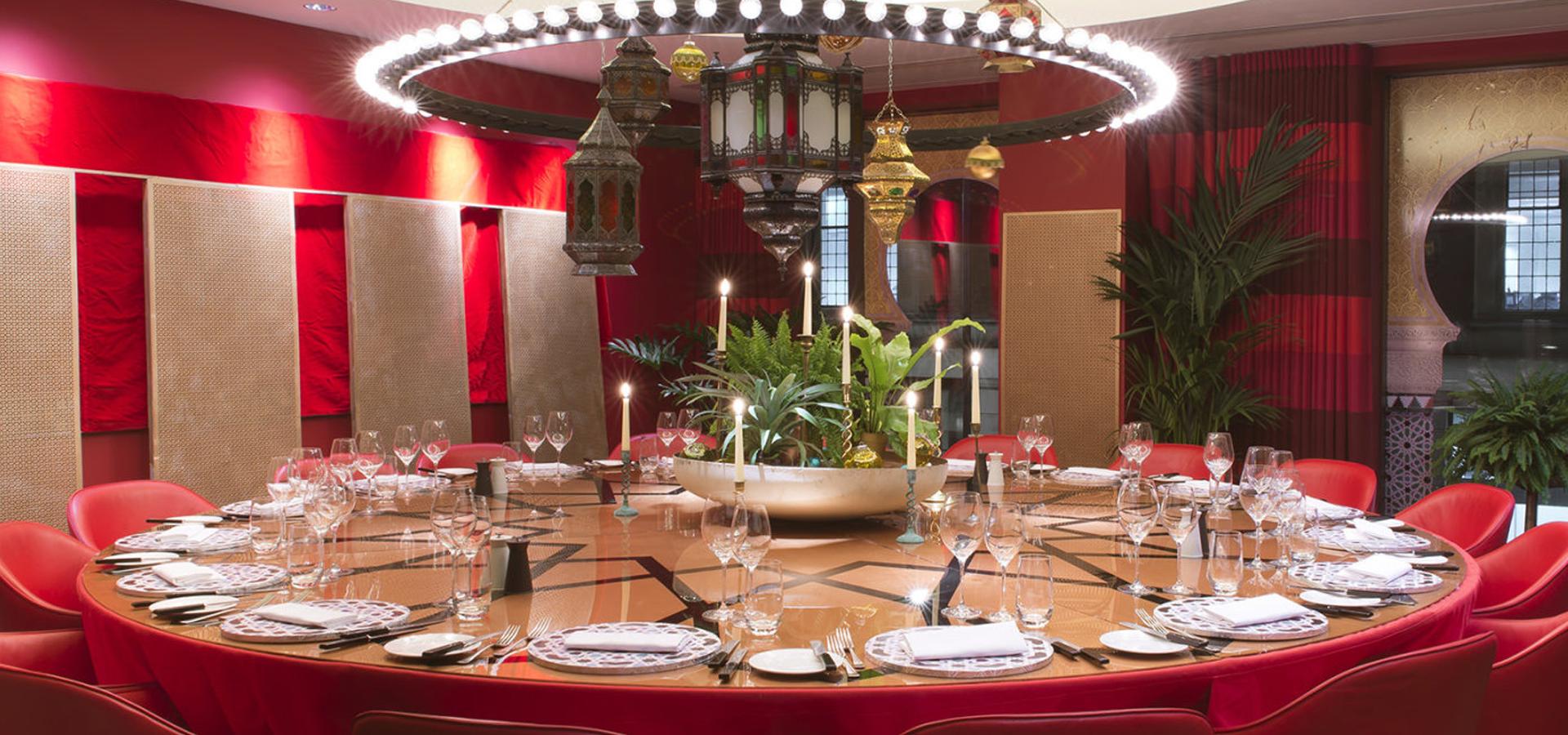 South Place Hotel - Kiryakin Room