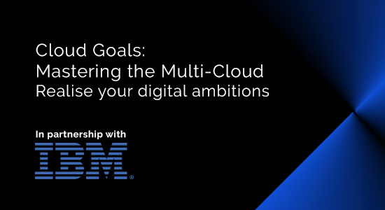 Cloud Goals IBM website
