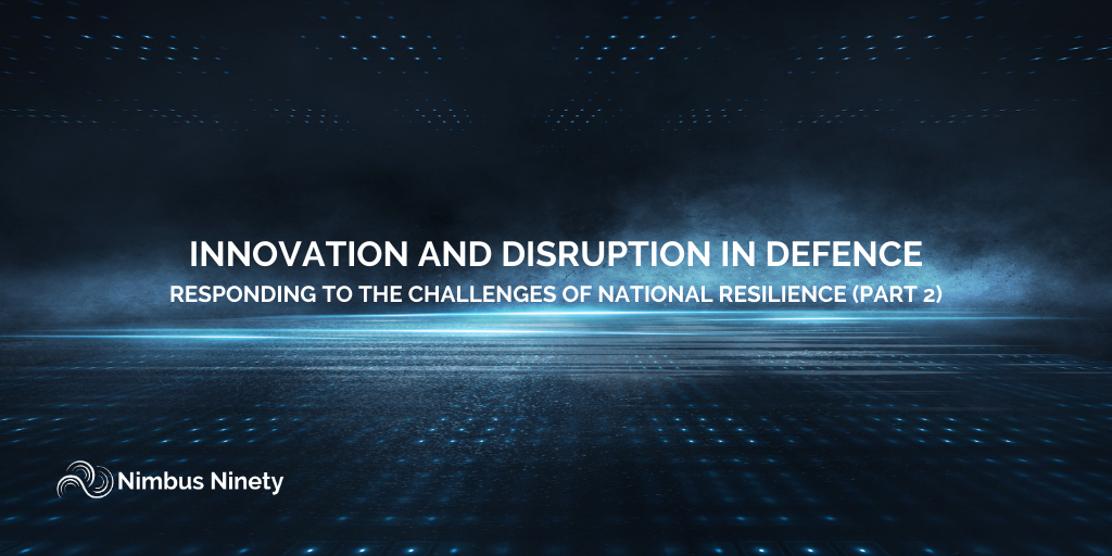 _Innovation and Disruption in Defence -  The Defence Innovation Centre and Army BattleLab  (1)